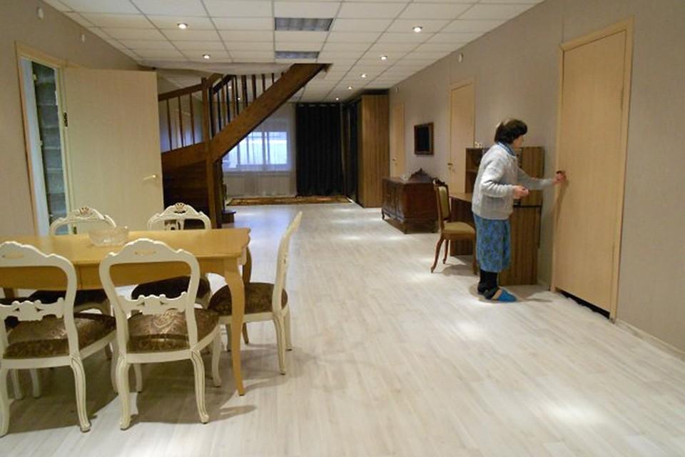 Хабаровск платный дом престарелых работа поваром в частном доме в москве