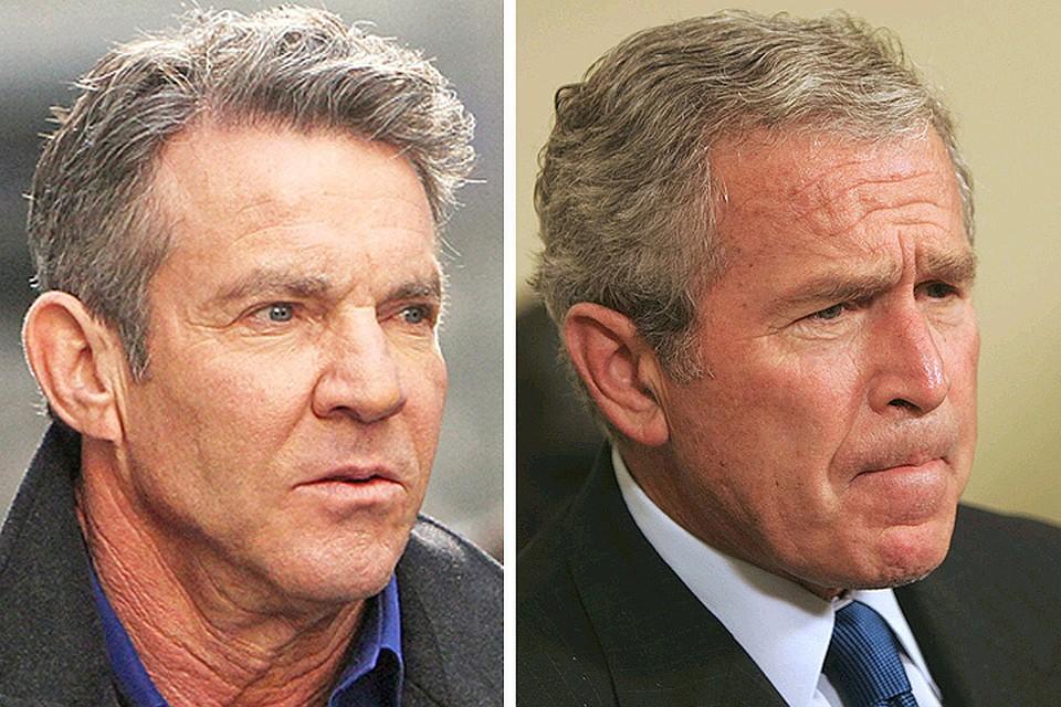 Буш младший последствия алкоголизма врач малютин лечение алкоголизма
