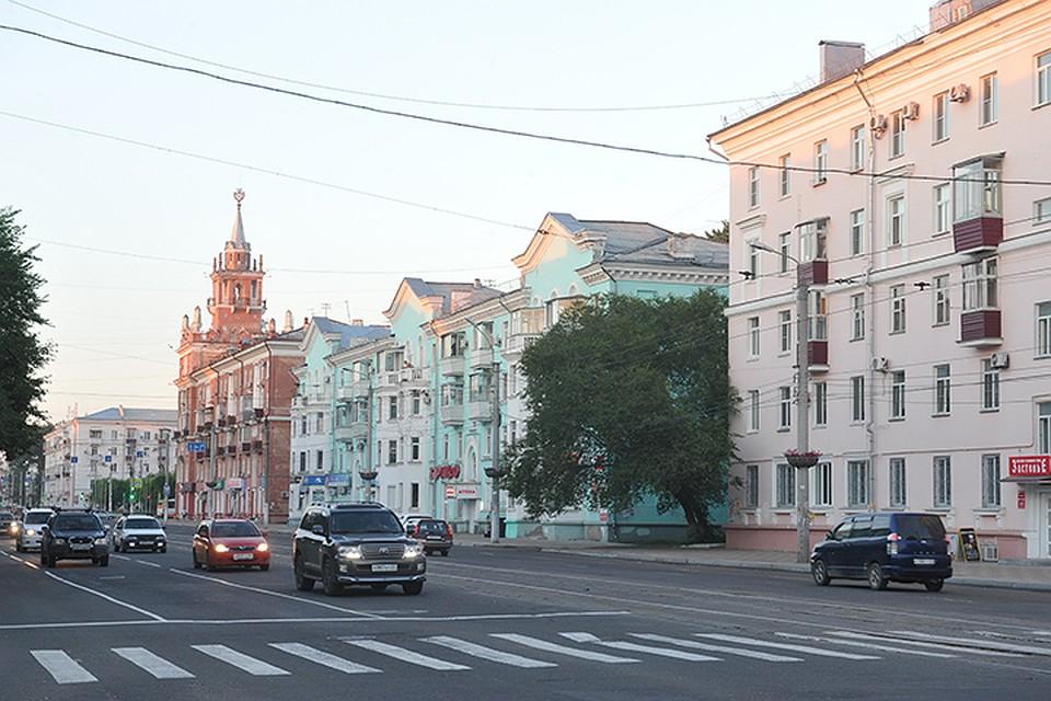 комсомольск-на-амуре фото города
