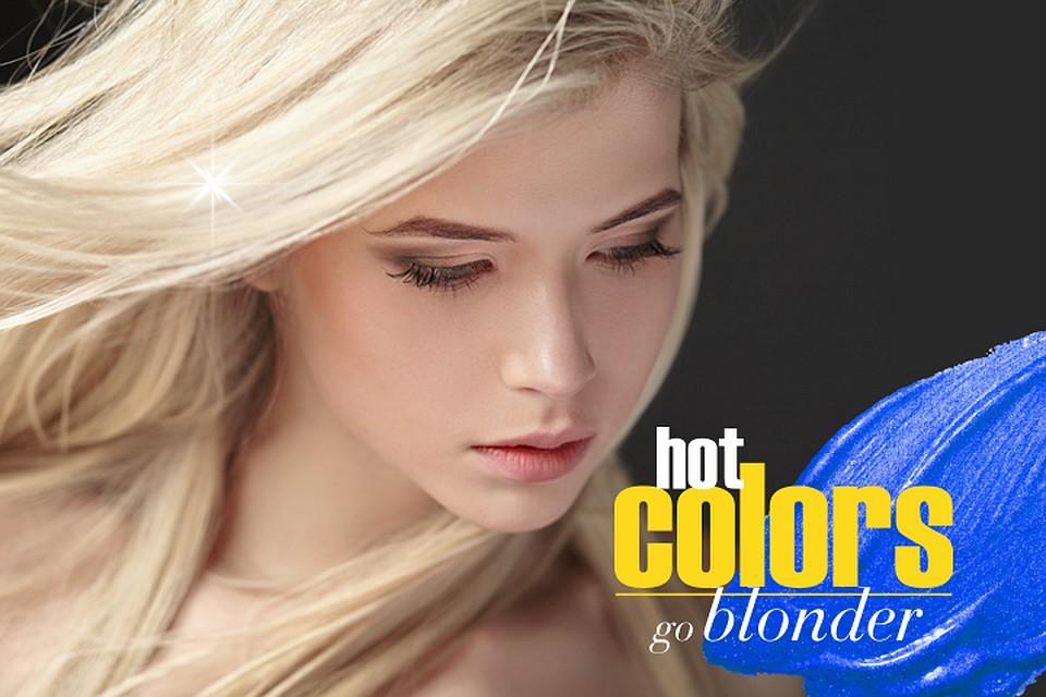 Блондинки отрыв фото