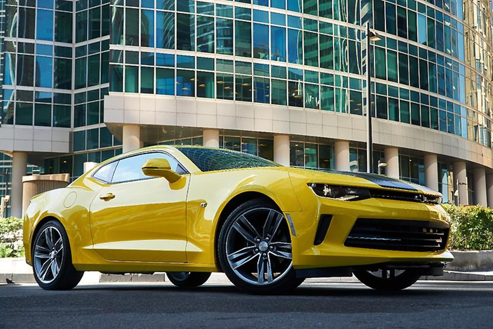 Пакет аксессуаров Performance владельцы Chevrolet Camaro могут купить и в качестве дополнительного оборудования.