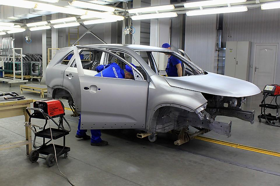 В Калининграде на заводе «Автотор» за 20 лет выпущено больше 1,6 млн  иномарок 8ec4051da6f