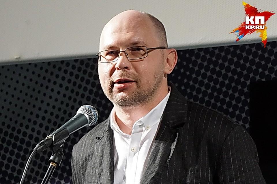 Алексей Иванов в Воронеже.