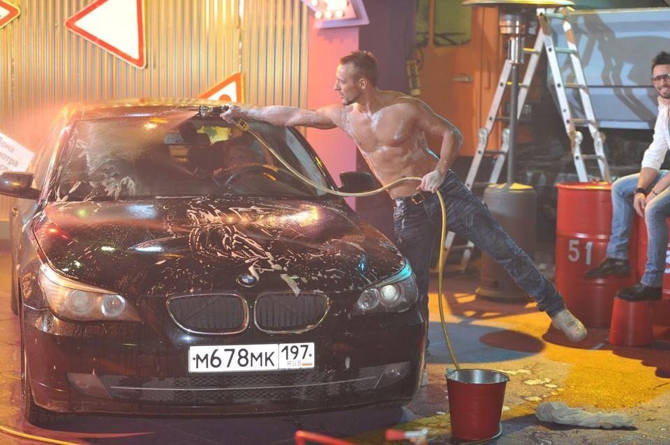 Отмыть машину от почек - задача не из легких.