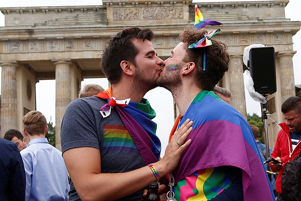 Старый немецкий гей