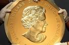 В Германии ищут похитителей золотой монеты весом в центнер
