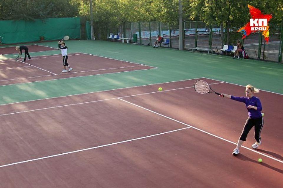 важно подобрать занятия большим теннисом в твери отличие