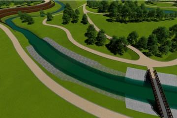 В Муринском парке разобьют сад для слепых