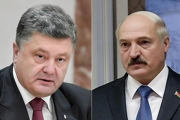 О чем будут договариваться Лукашенко и Порошенко?