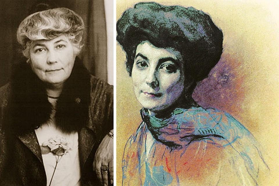 Елена Рерих (урождённая Шапошникова) (31 января 1879, Санкт-Петербург — 5 октября 1955, Калимпонг, Индия)