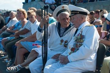 День ВМФ в 2017 году в Севастополе: 10 красивых фото