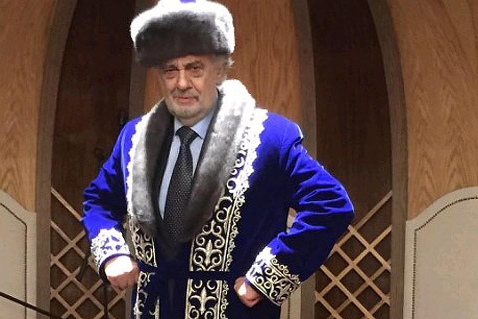 мастер-классы пласидо доминго в россии