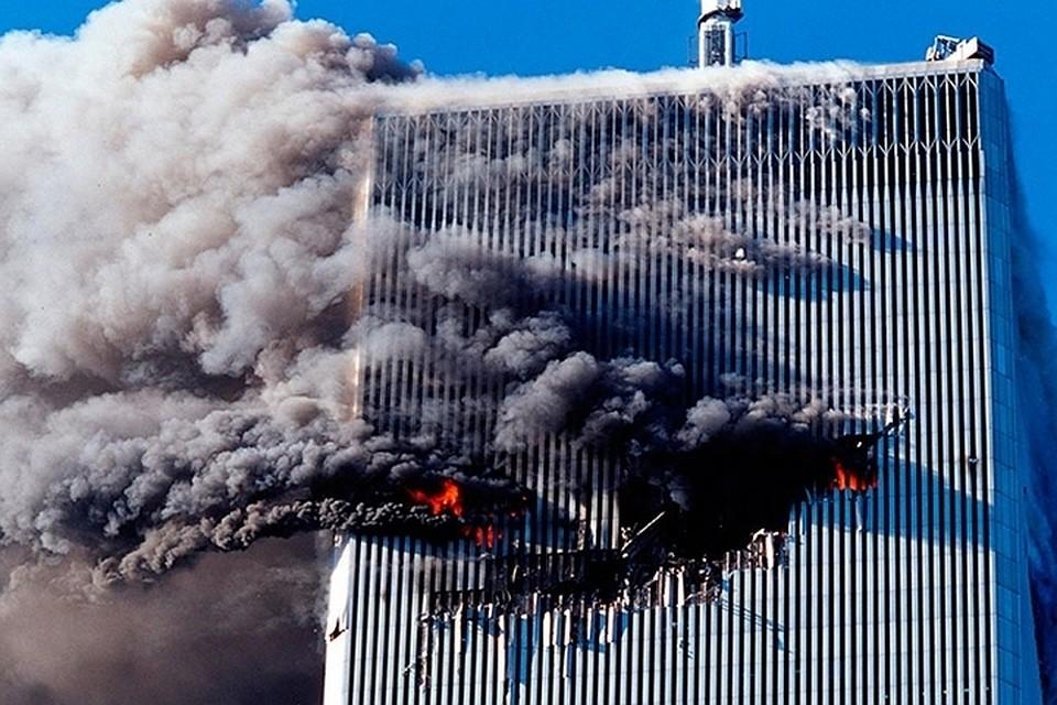 911 attack