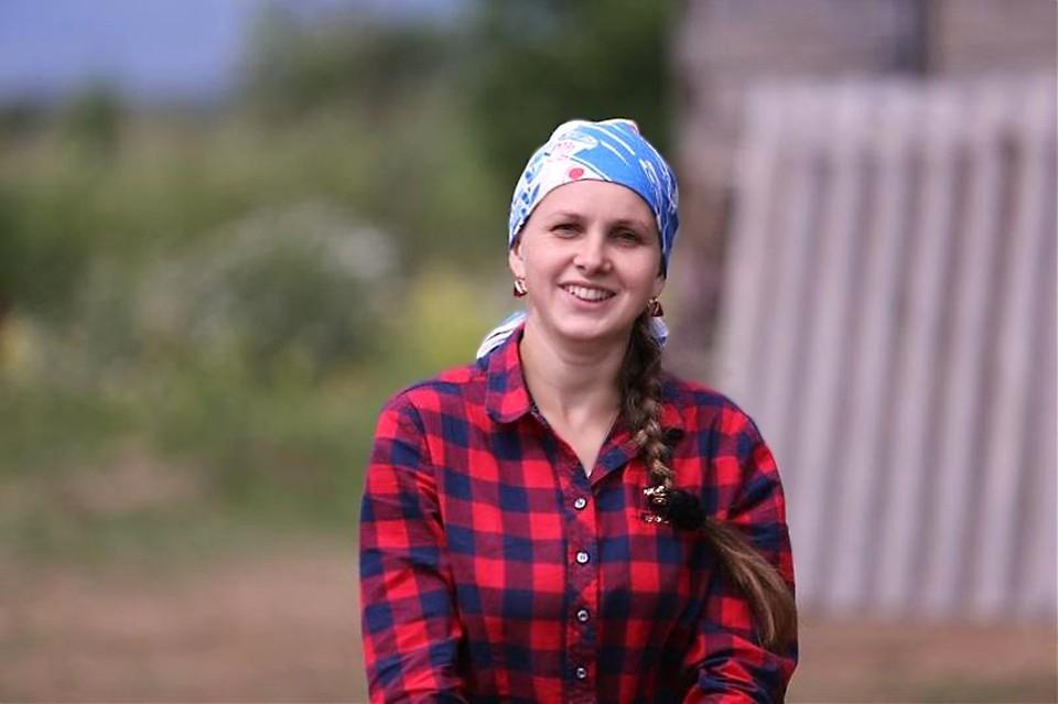 В планах у Оксаны и её семьи создать крестьянско-фермерское хозяйство, развивать его и получить землю в собственность. Фото: hcfe.ru