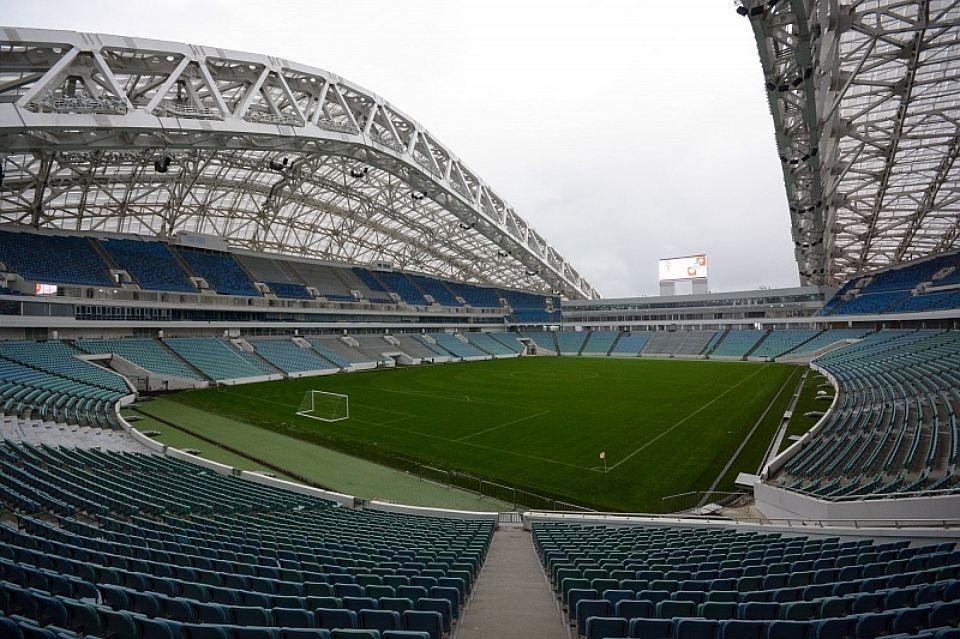Чемпионат мира по футболу пройдет в России с 14 июня по 15 июля 2018 года. Фото: пресс-службы администрации Краснодарского края