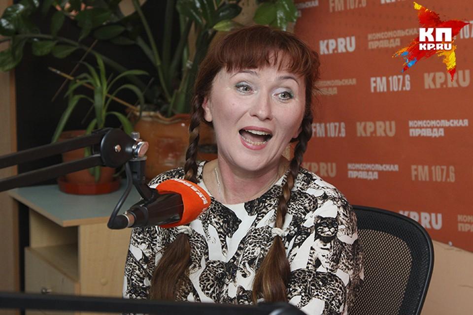 Народная артистка Удмуртии Надежда Уткина: «Даже в Швейцарии я сажаю картошку и пеку перепечи»