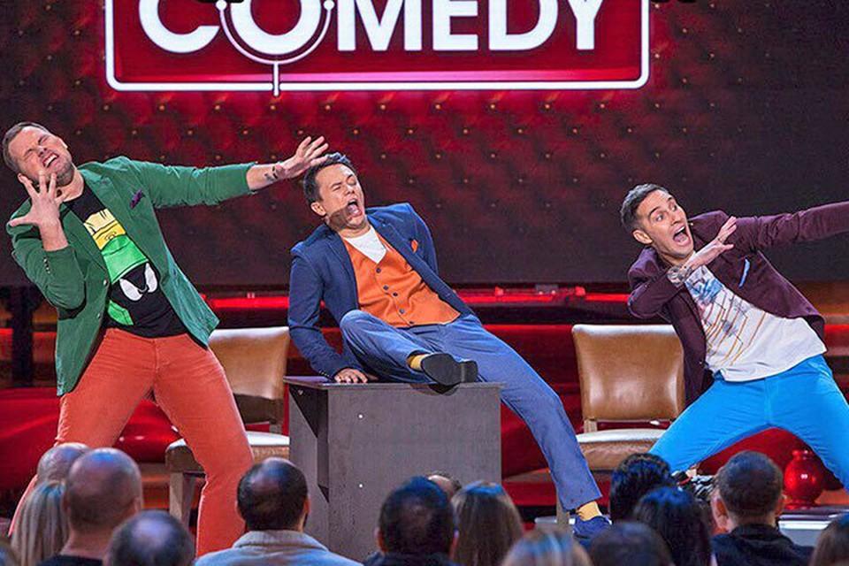 Юмористическое трио «Смирнов, Иванов, Соболев» много лет являются резидентами Comedy Club на ТНТ и получили статус самых бесстрашных комиков на телевидении.