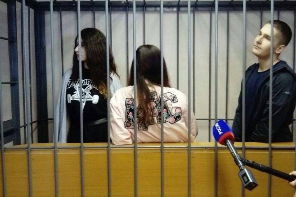 Суд отправил хабаровских живодерок за решетку