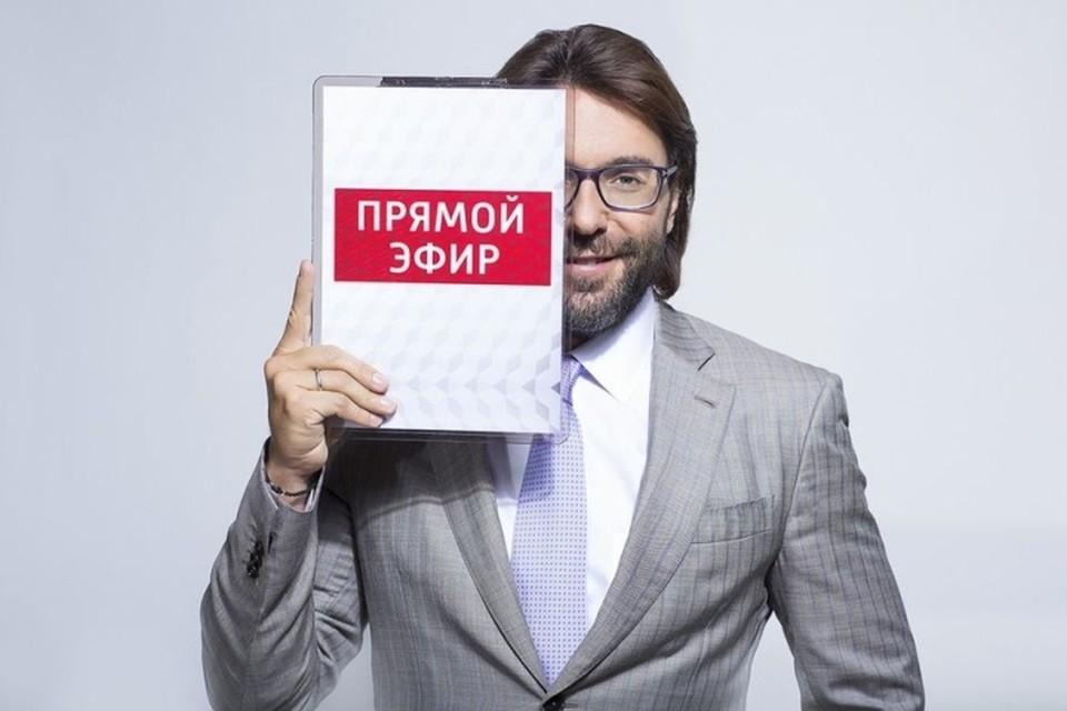 """Андрей Малахов рассказал, почему перешел на канал """"Россия 1"""""""