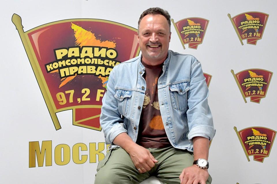 Виктор Гусев: Я не любил кличку «Нефартовый», пока не понял, что в этом фишка