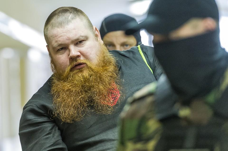В изоляторе Вячеслав даже немного прибавил в весе.