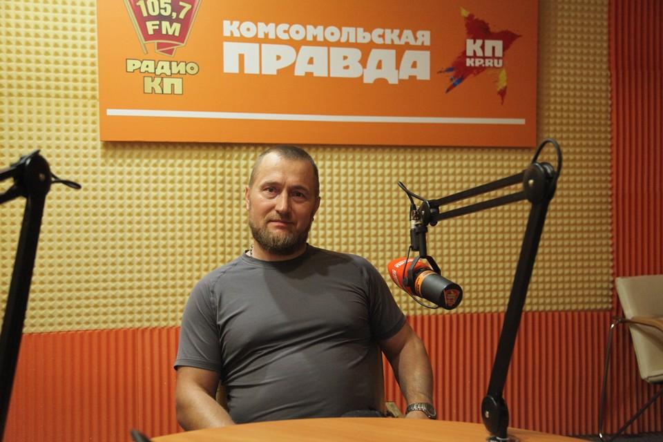 Президент Северокавказской федерации боевого самбо и рукопашного боя Игорь Рамхен.