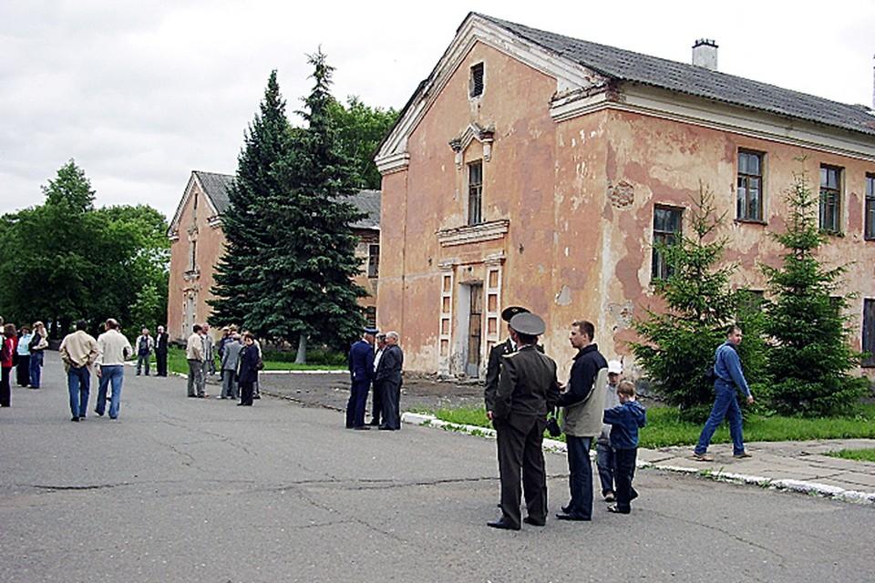 Огромную территорию из ведения минобороны передали в собственность Кировской области.