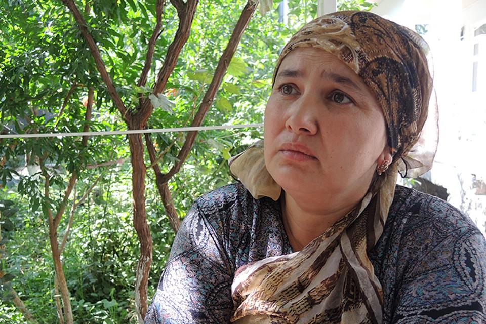 Одина - мать террориста Джалилова, взорвавшего петербургское метро