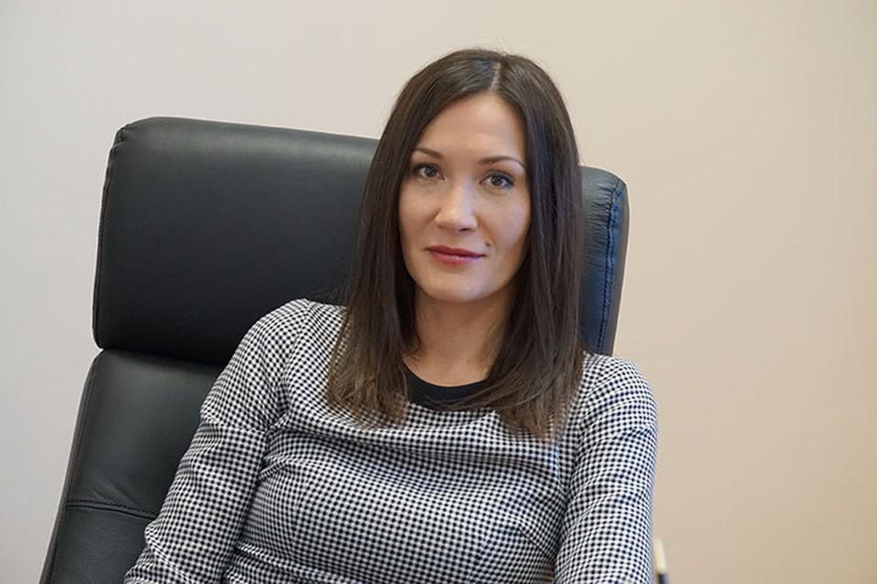 Диляра Окладникова, директор Иркутского областного гарантийного фонда.