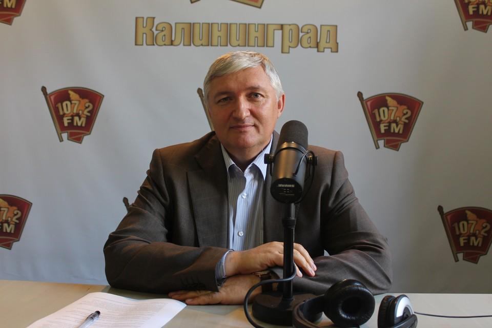 Водительские права. Владимир Гренц