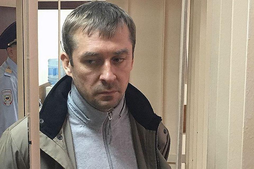 Бывший полковник МВД России Дмитрий Захарченко.