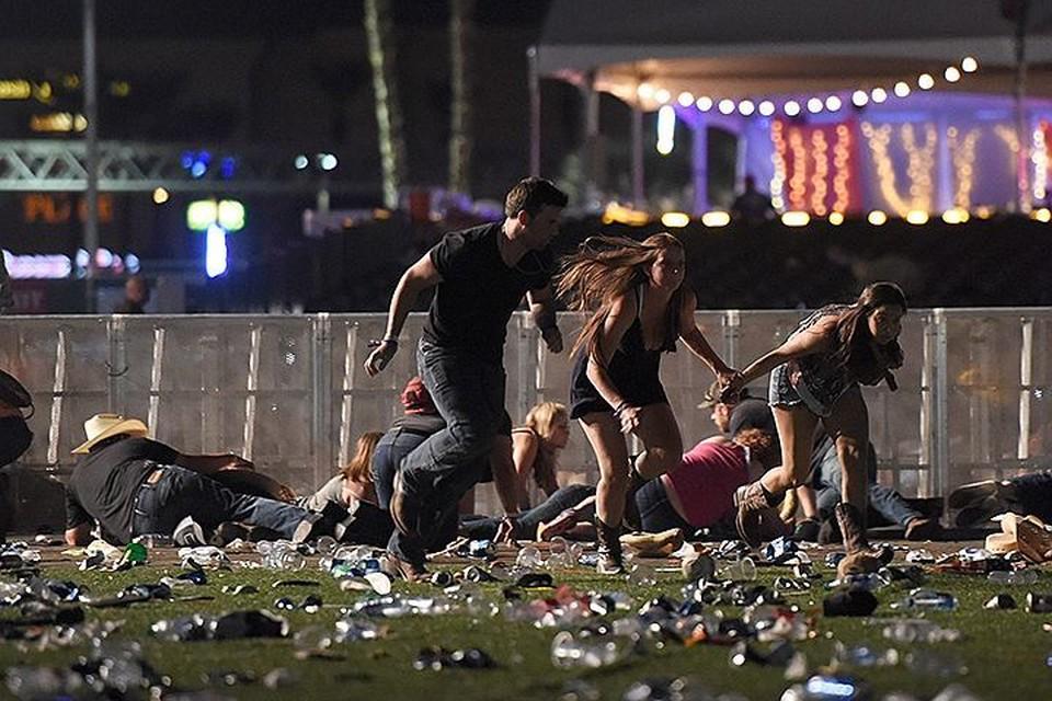 Установлена личность устроившего бойню в Лас-Вегасе