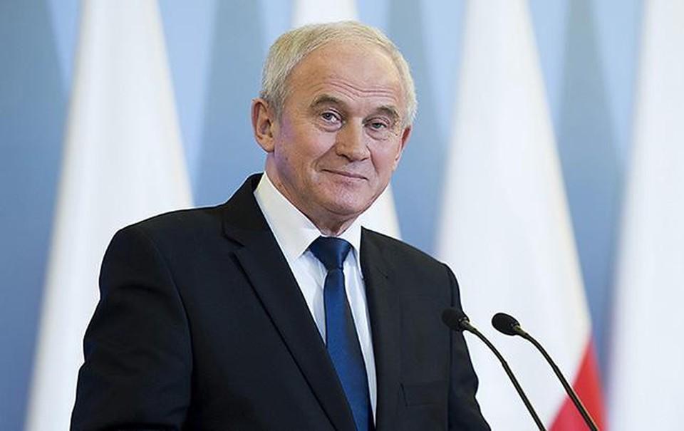 Кшиштоф Тхужевский сообщил, что Польша сотрудничает с республиками. Фото: Министерство энергетики Польши