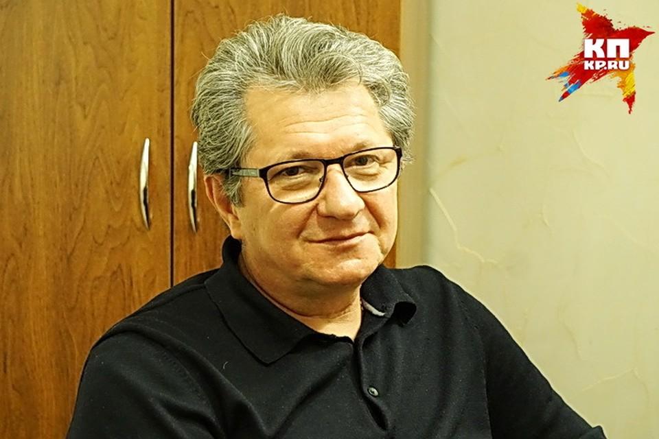 Андрей Ильин в Воронеже.