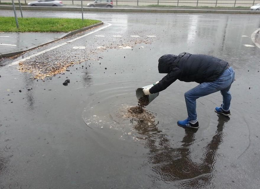 Инструкция по применения щебня в уборке территории