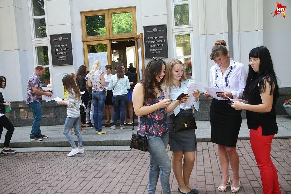 В вузах Беларуси стали преобладать студенты-платники с не самым высоким средним баллом на ЦТ по математике и физике.