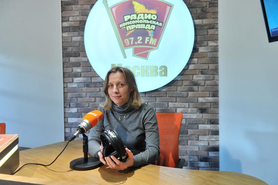 Светлана Бондарчук вопросов не боится.