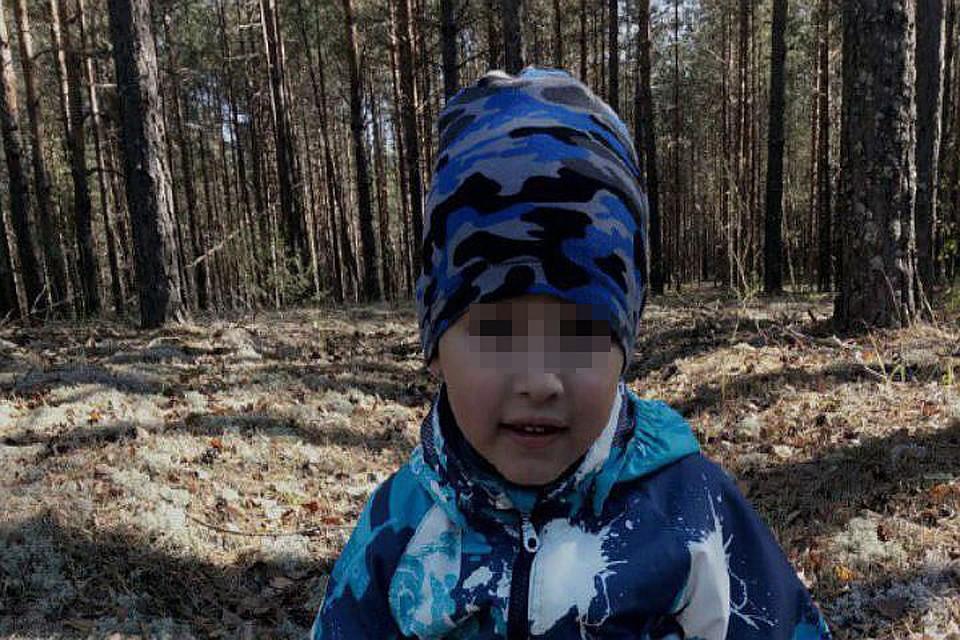 Сын износиловал свою мать в лесу