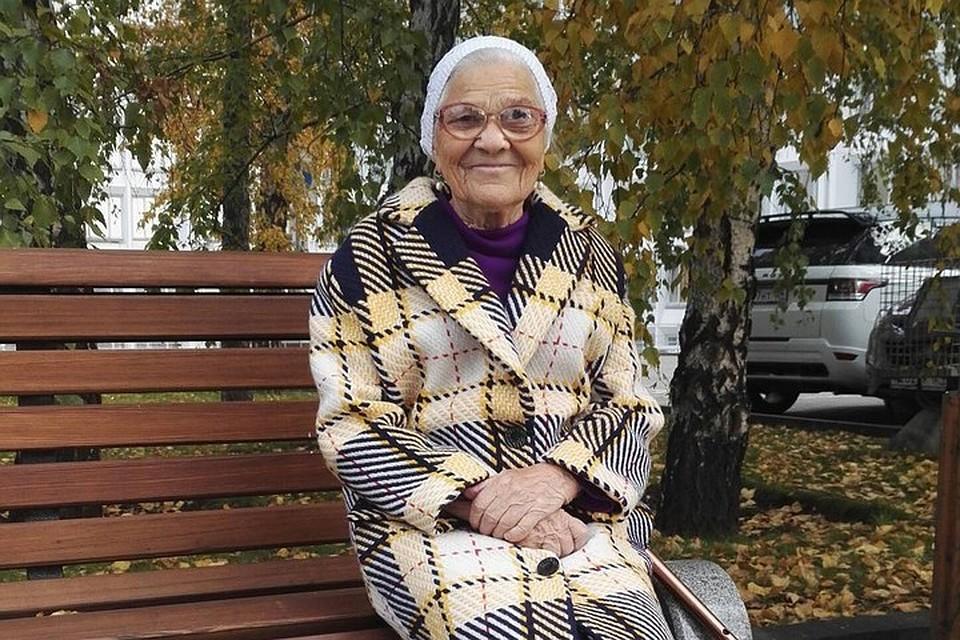 Баба в клетке видео