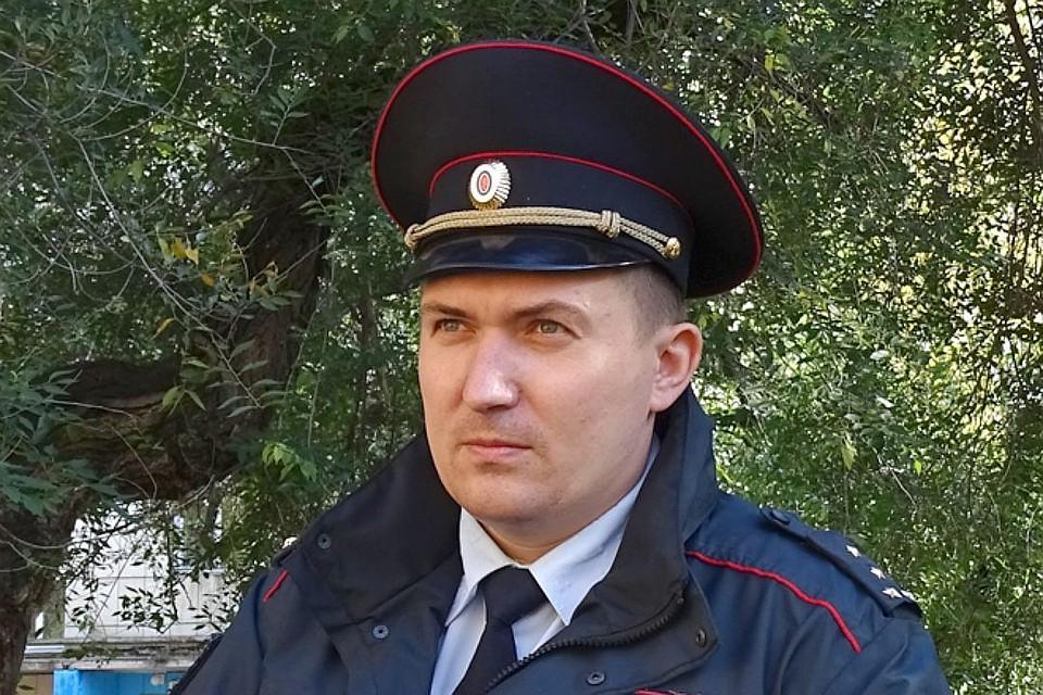 Лучшего участкового Самарской области осудят за мошенничество