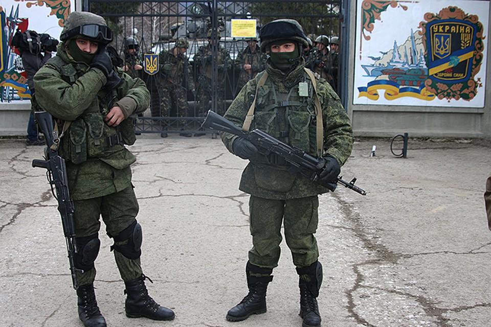Если бы не появление «вежливых людей», на карте Украины полыхала бы сейчас еще одна «горячая точка»