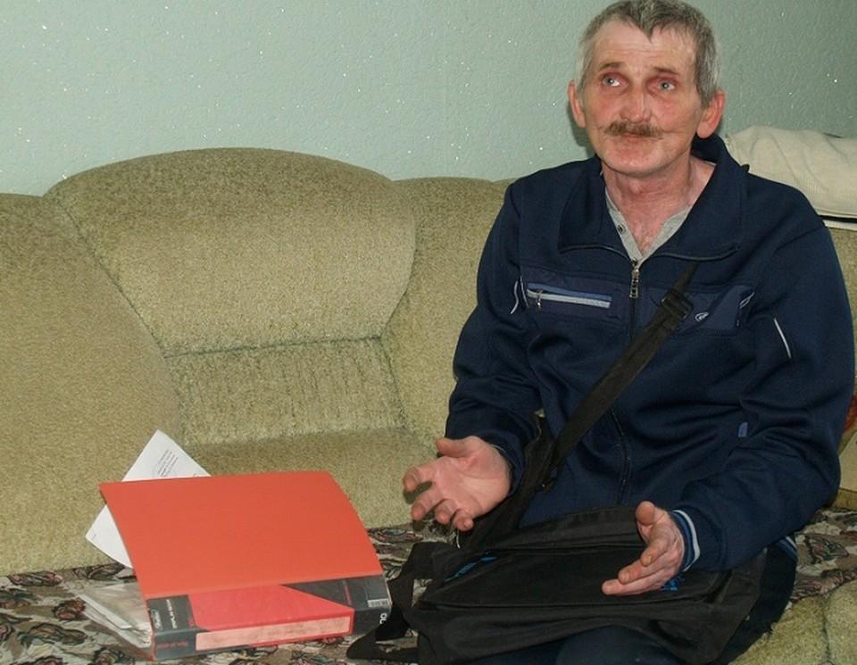 Игорь Мотыгин намерен добиваться, чтобы ему вернули приемного сына.