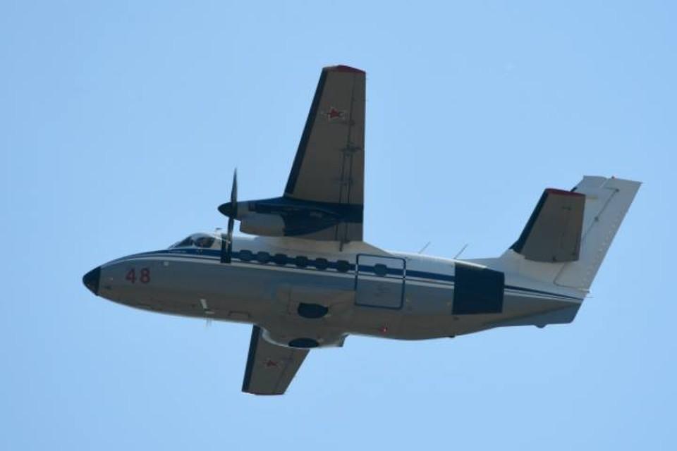 В Хабаровском крае разбился самолет, летевший из Хабаровска в Николаевск-на-Амуре