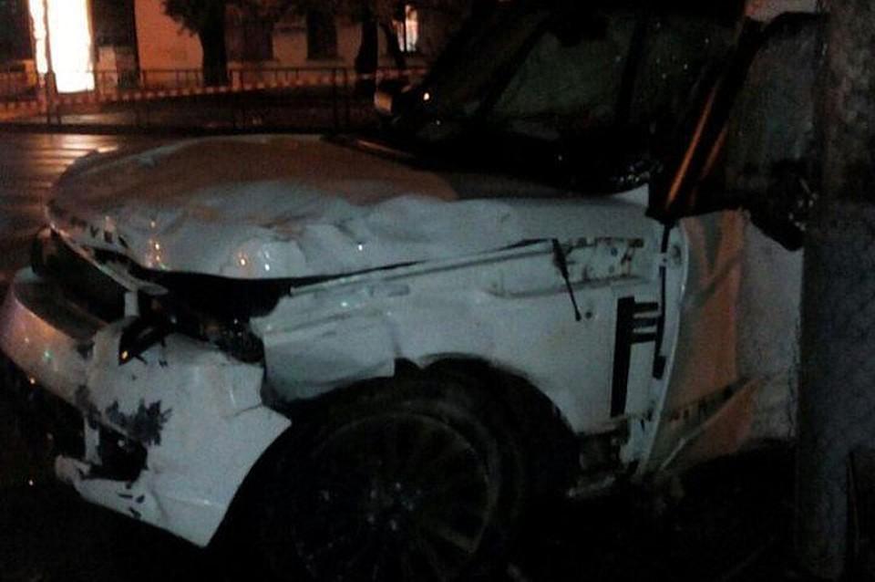 Ижевск дочь игоря найдина попала в аварию