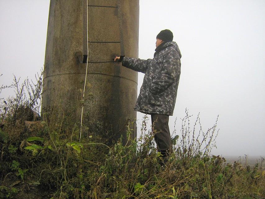 Кто должен взять на баланс водонапорную башню