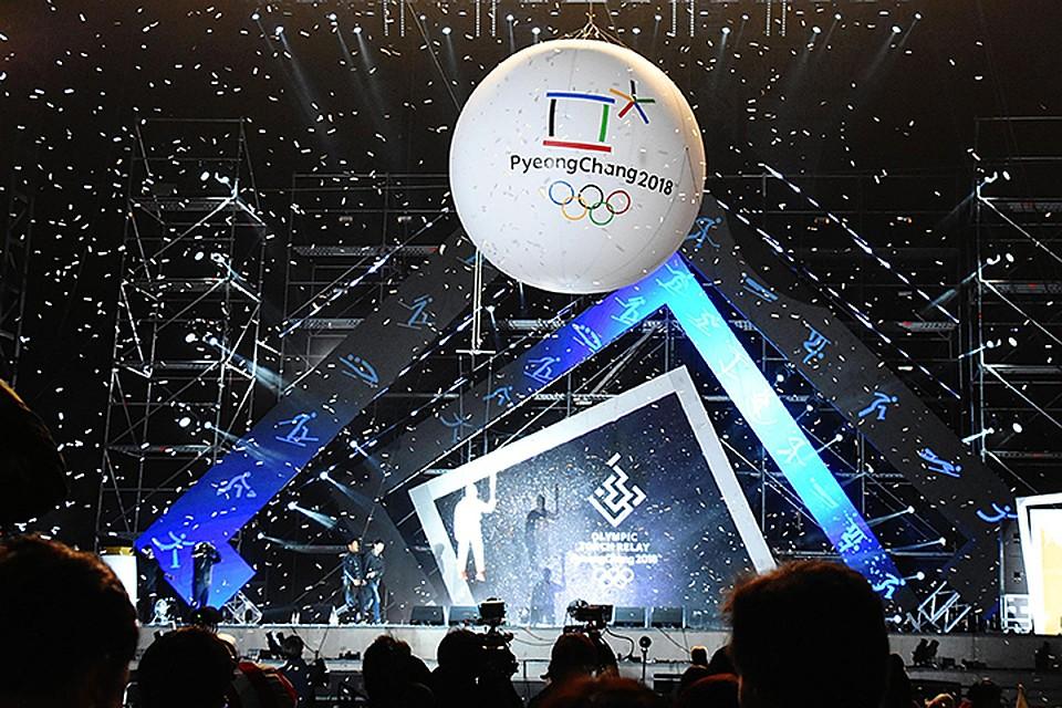 Зимние Олимпийские игры медальный зачет участники До старта игр в Пхенчхан осталось менее трех месяцев
