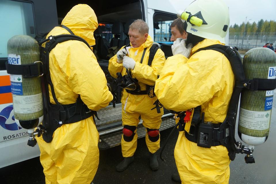 Уже полтора месяца мы находимся в зоне радиоактивного загрязнения, пусть и невысокого.