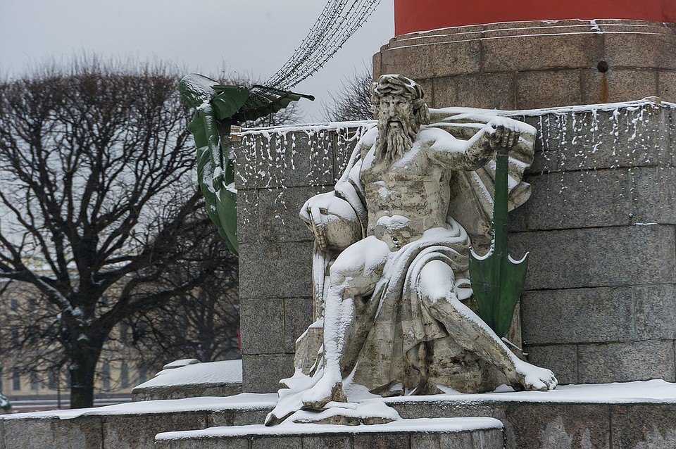 Погода на декабрь санкт-петербург