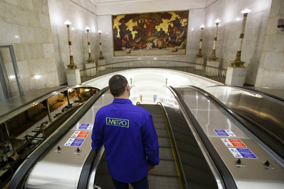 Станция метро «Владимирская» откроется для пассажиров вечером 1 декабря