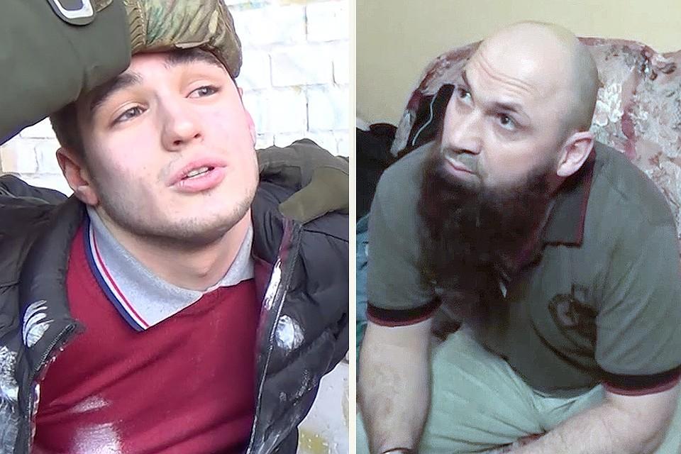 Задержанные в Санкт-Петербурге подозреваются в подготовке террористических актов.